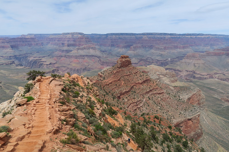 South Kaibab Trail -- 6,450'