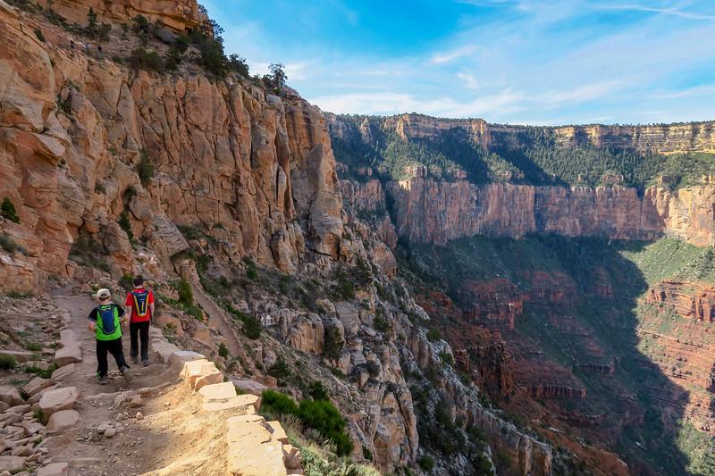 South Kaibab Trail -- 6,400'