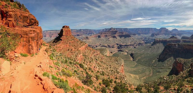 South Kaibab Trail -- 5,920'