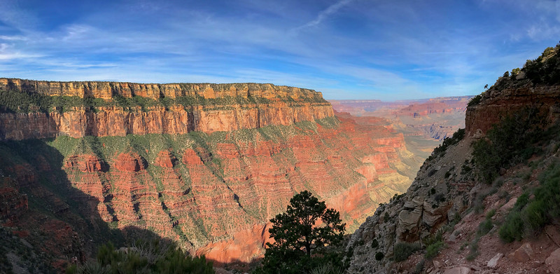 South Kaibab Trail -- 6,600'