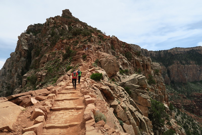 South Kaibab Trail -- 6,420'