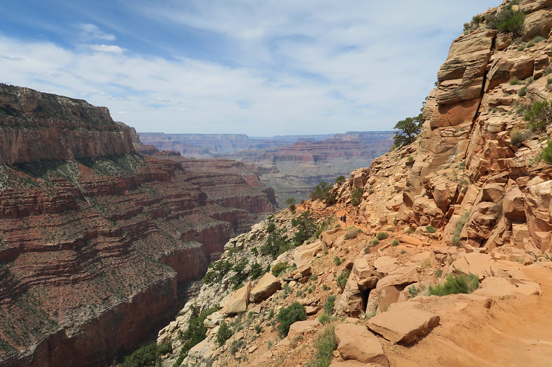South Kaibab Trail -- 6,550'