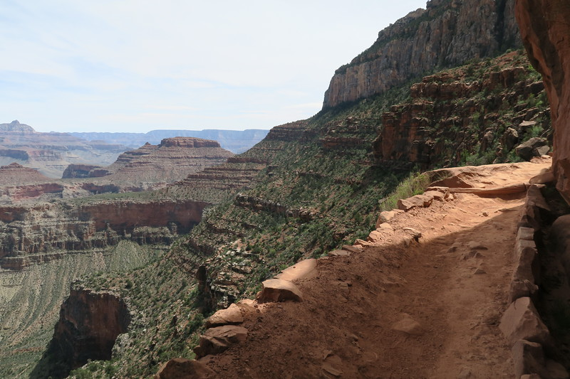 South Kaibab Trail -- 5,900'