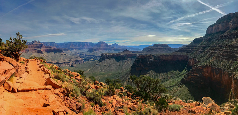 South Kaibab Trail -- 5,720'