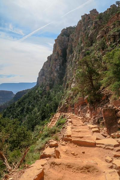 South Kaibab Trail -- 6,200'