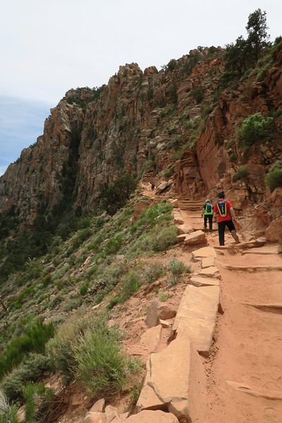 South Kaibab Trail -- 6,300'