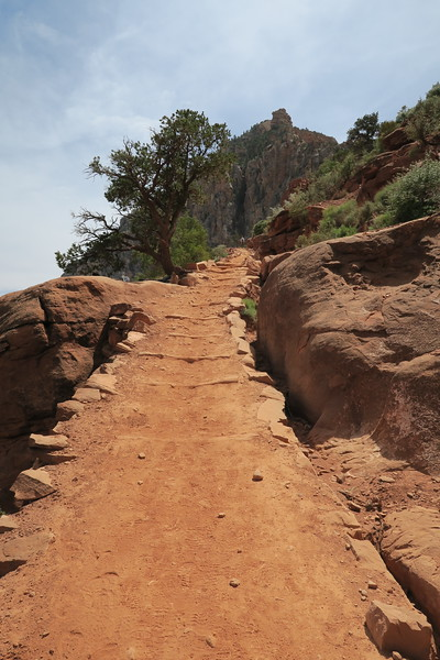 South Kaibab Trail -- 6,050'