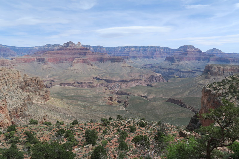 South Kaibab Trail -- 5,400'