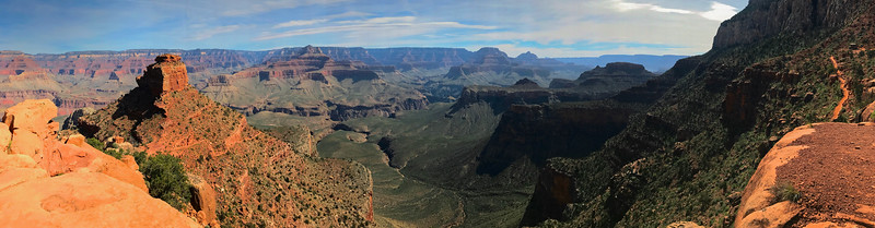 South Kaibab Trail -- 5,950'
