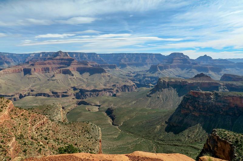 Cedar Ridge Spur -- 6,000'
