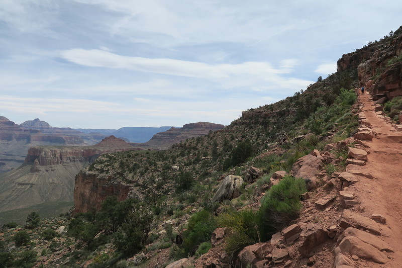 South Kaibab Trail -- 5,350'