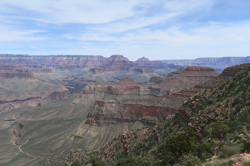 South Kaibab Trail -- 6,250'