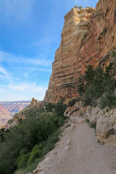 South Kaibab Trail -- 6,900'