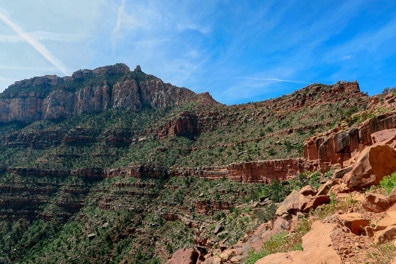 South Kaibab Trail -- 5,500'