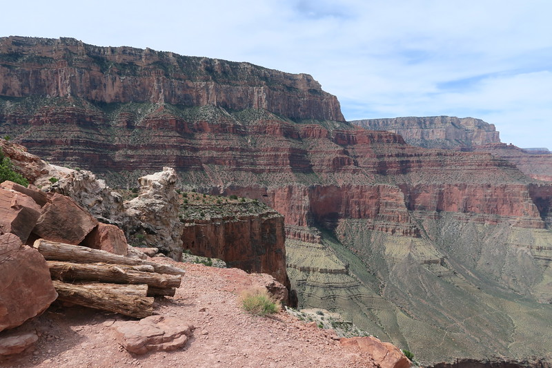 South Kaibab Trail -- 5,320'