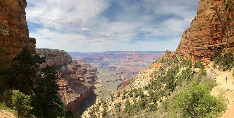 South Kaibab Trail -- 7,000'