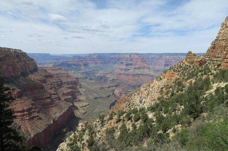 South Kaibab Trail -- 6,950'