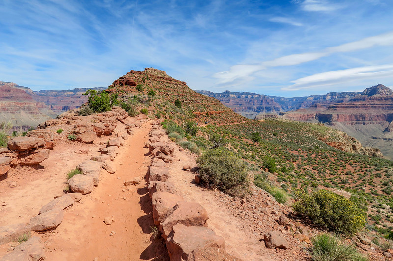 South Kaibab Trail -- 5,280'