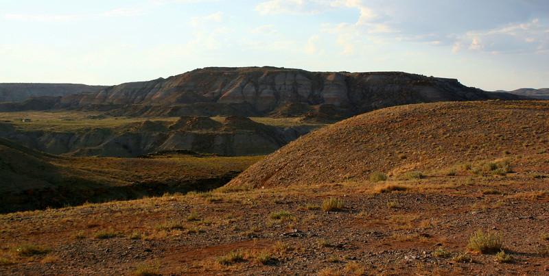 Four Corners Monument - Utah View