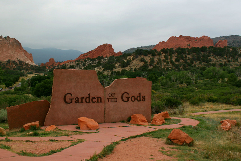 Garden of the Gods - East Entrance