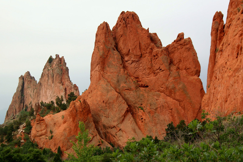 Grey, South Gateway, & Signature Rocks