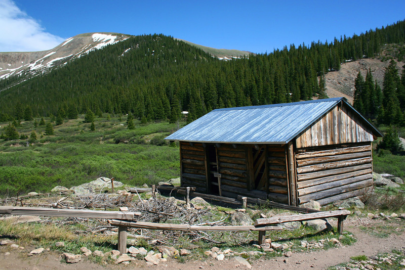 Independence Ghost Town