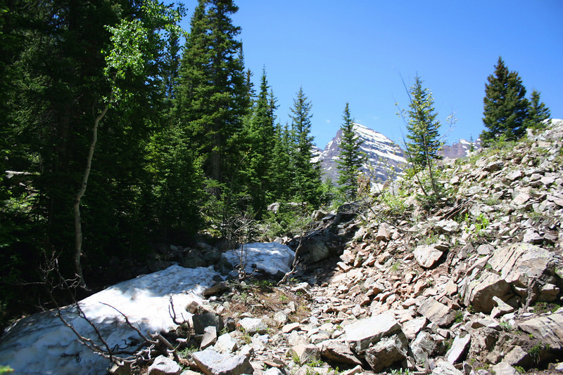 Crater Lake Trail - 10,020'
