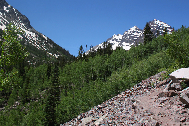 Crater Lake Trail - 9,900'
