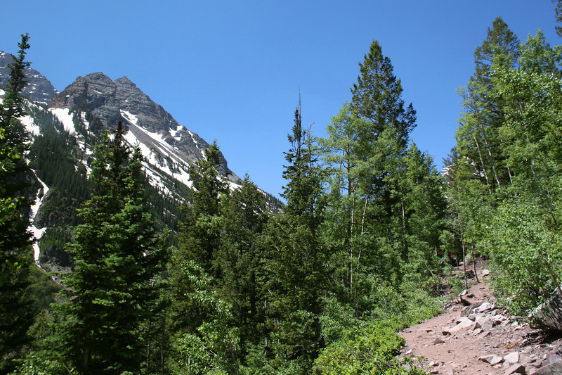Crater Lake Trail - 9,850'
