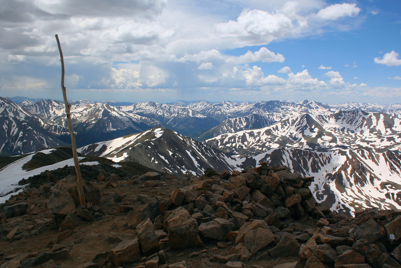 Mount Elbert -- 14,433'