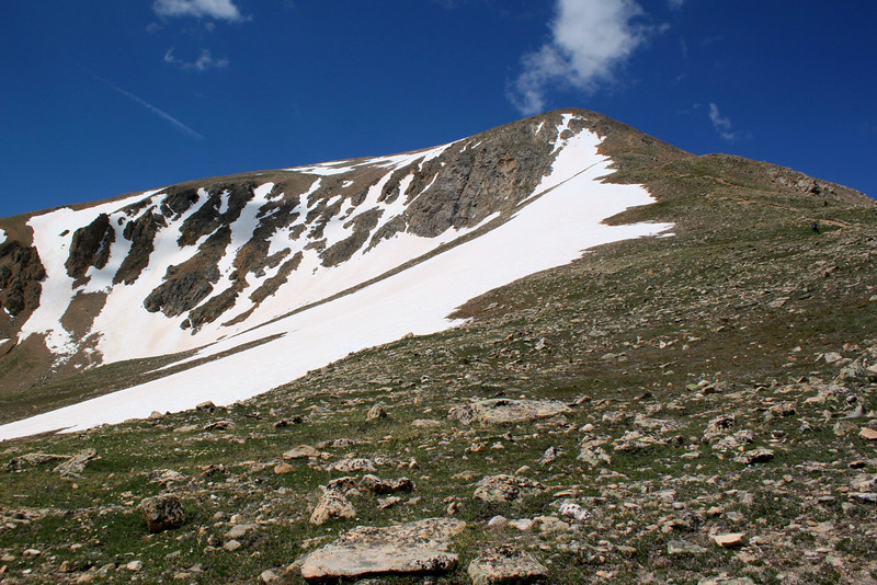 North Mount Elbert Trail -- 12,850'
