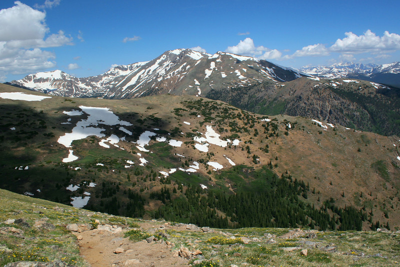 North Mount Elbert Trail -- 12,650'