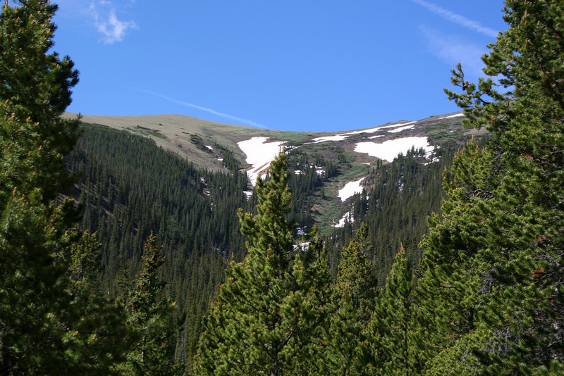 North Mount Elbert Trail -- 10,900'