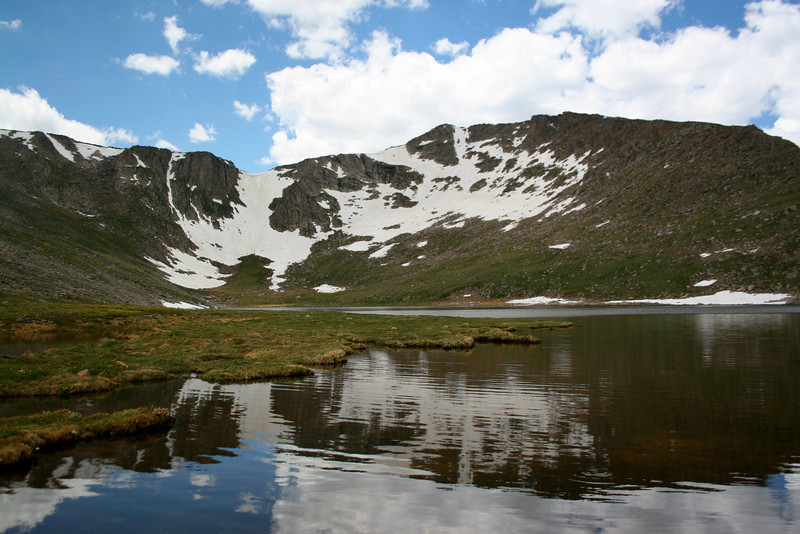 Summit Lake - 12,830'