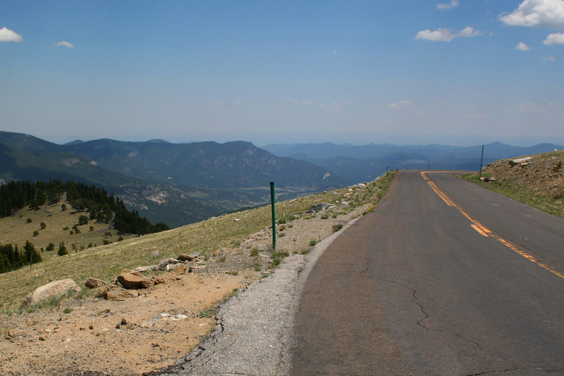 Mount Evans Road -- 11,400'