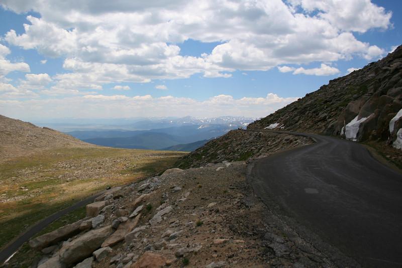 Mount Evans Road -- 13,700'