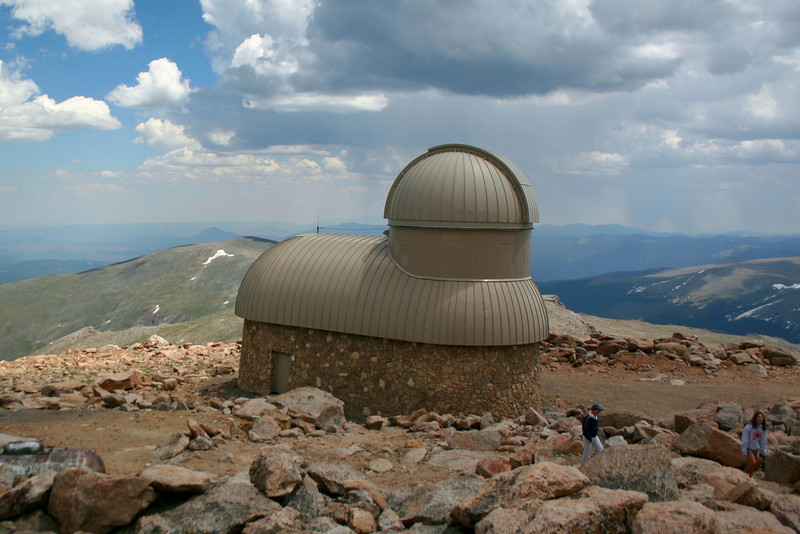 Meyer-Womble Observatory - 14,150'