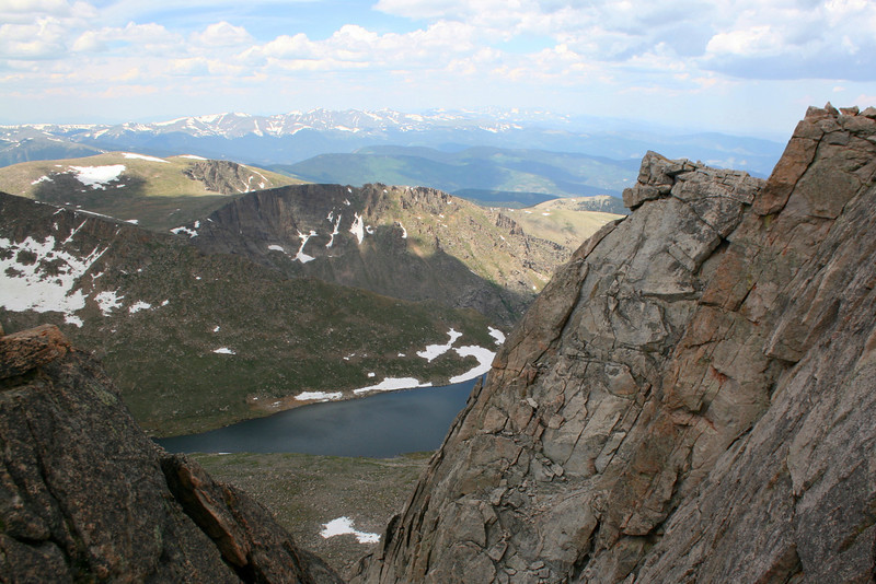 Mount Evans Summit Path -- 14,200'