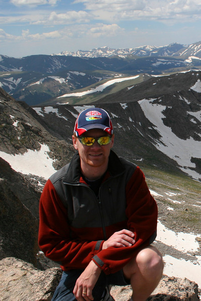 Mt. Evans -- 14,264'