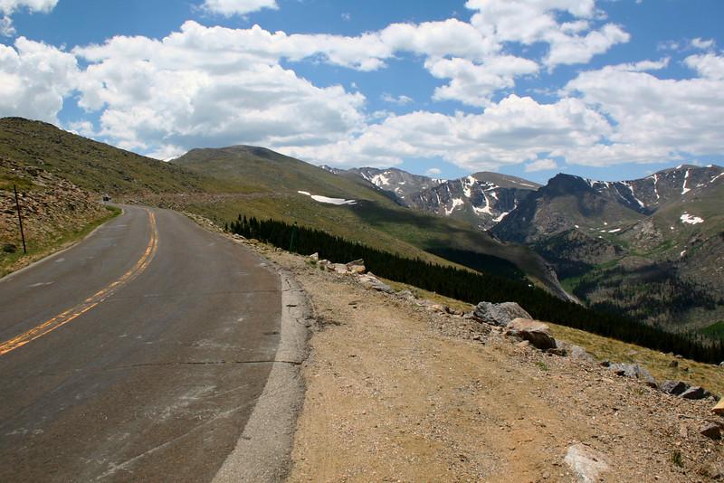 Mount Evans Road -- 11,500'