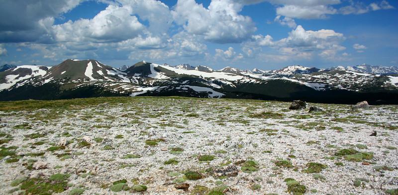 Alpine Ridge Trail - 12,005'
