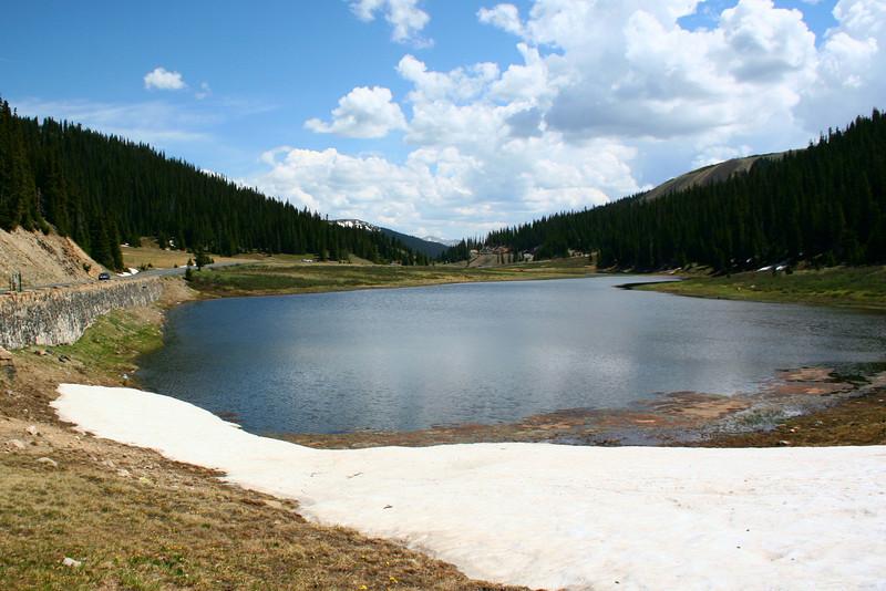 Milner Pass - Poudre Lake - 10,759'