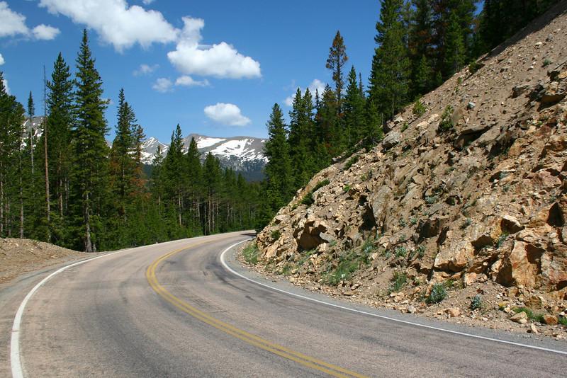 Trail Ridge Road - 9,600'