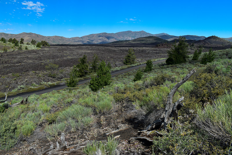 Broken Top Loop Trail (Snake River Plain) -- 5,890'