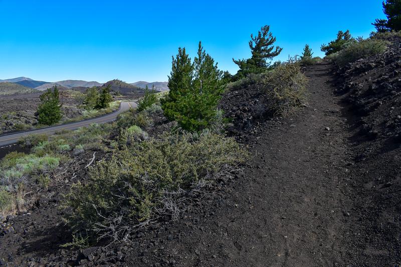 Broken Top Loop Trail -- 5,880'