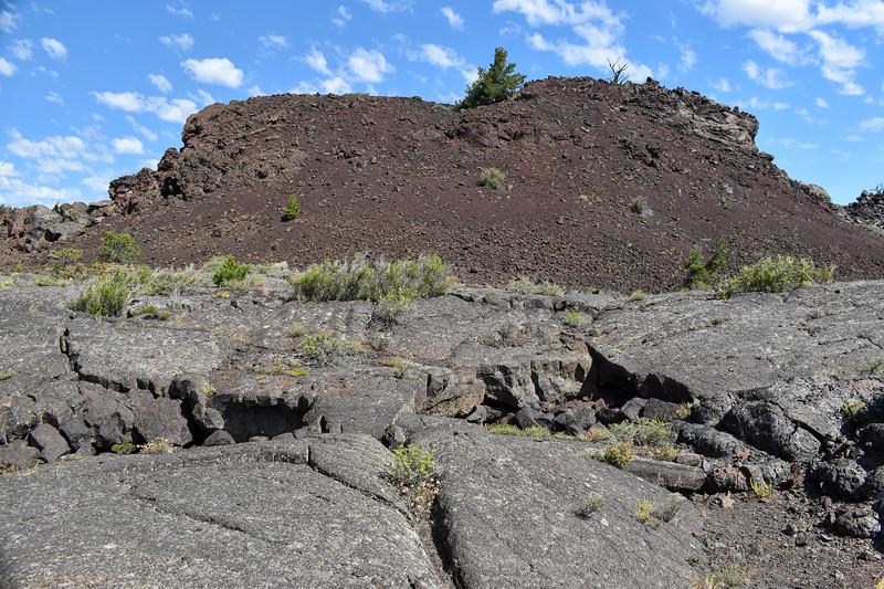 Pressure Ridge -- 5,850'