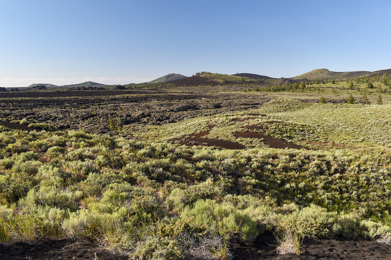 Craters of the Moon NM&P (Volcanic Rift Overlook) -- 5,850'