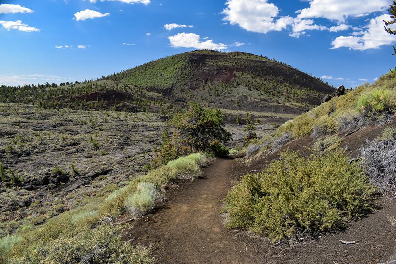 Broken Top Loop Trail -- 5,890'