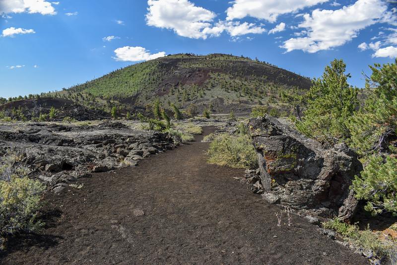 Broken Top Loop Trail -- 5,860'