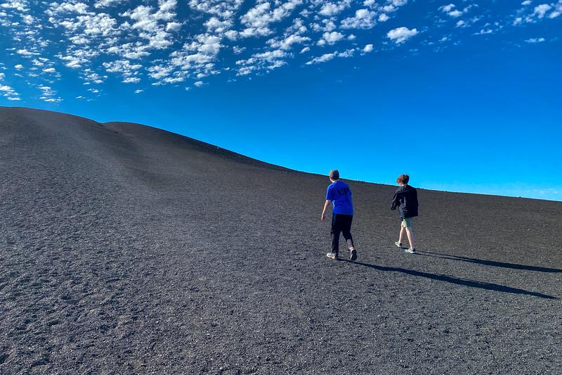 Inferno Cone Trail -- 6,060'